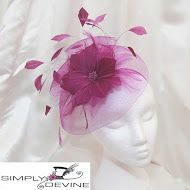 Gorgeous Magenta wedding Hatinator SN1262/SN1263/SN1271